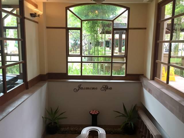 ソカ・アンコール・リゾート・ホテルにあるジャスミン・スパ