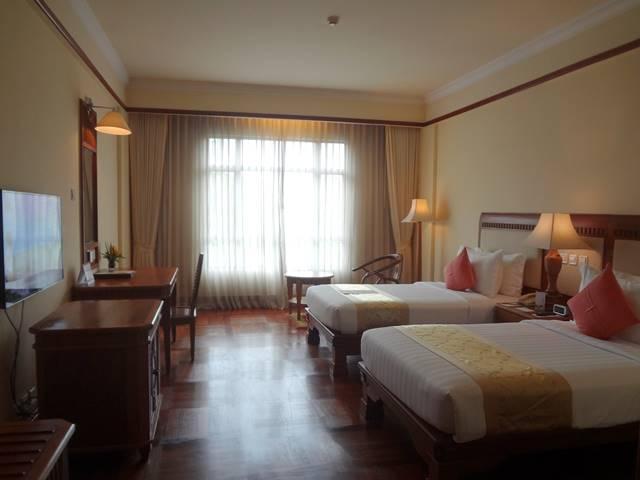 ソカ・アンコール・リゾート・ホテルの客室