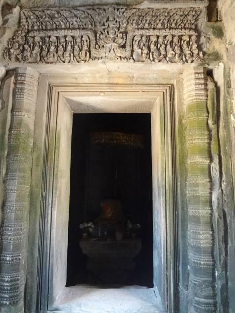 トマノンの中央祠堂