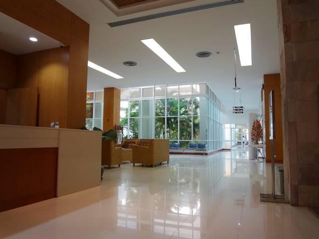 ロイヤル・アンコール国際病院の院内