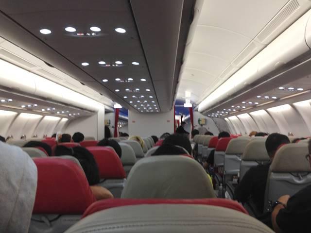 ドンムアン空港での乗り継ぎ11