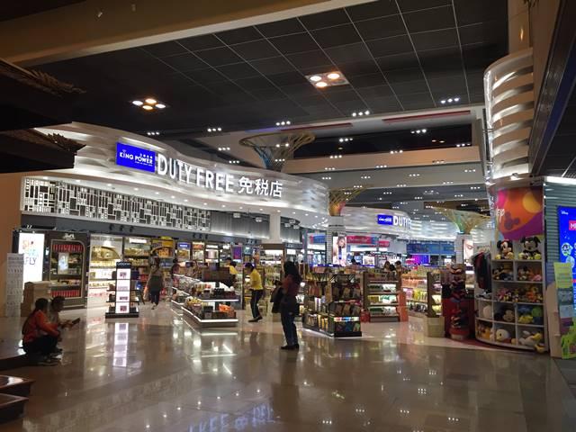 ドンムアン空港での乗り継ぎ8