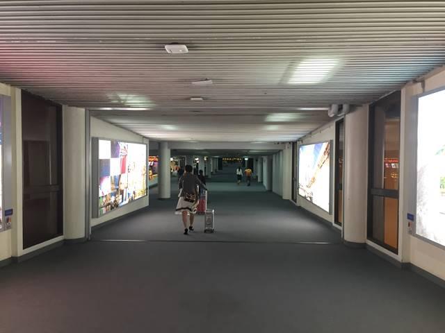 ドンムアン空港での乗り継ぎ9