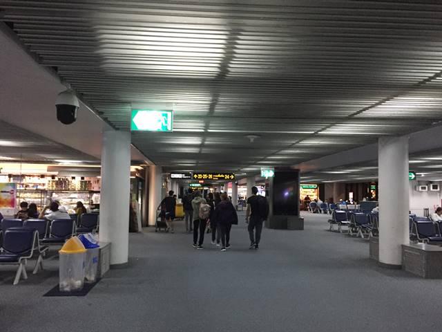 ドンムアン空港での乗り継ぎ10