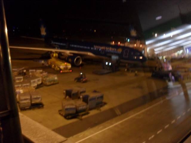 バンコクの空港・乗り継ぎについて