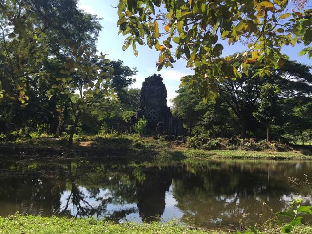 バンテアイチュマールのタプローム寺院
