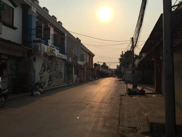 カンボジアの新型コロナウイルスの状況