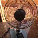カンボジアで扇風機とケトルと照明を購入する