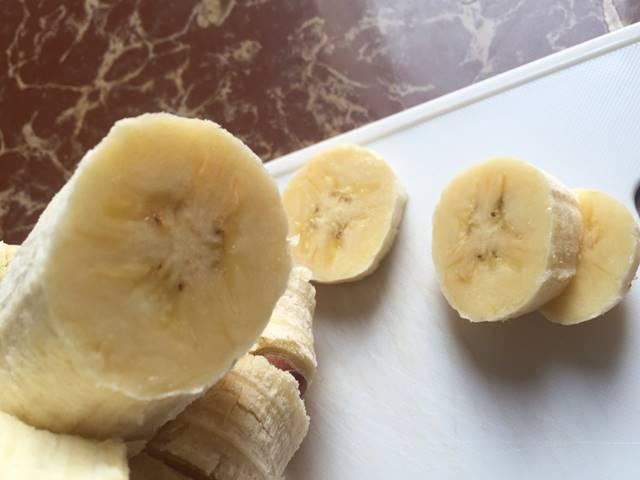 赤バナナの中身
