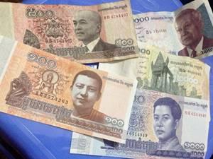 カンボジアには2種類の通貨がある!両替のお話