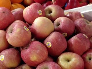 クメール語でリンゴ
