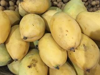 クメール語でマンゴー