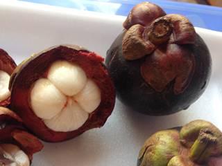 クメール語でマンゴスチン