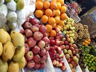 クメール語で果物