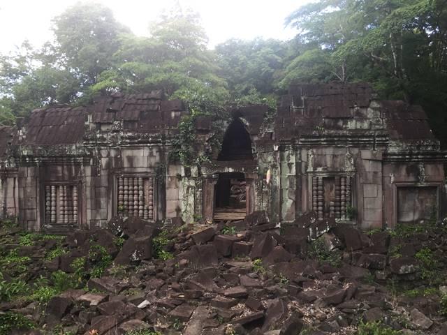 「大プリアカン」中央寺院・写真3